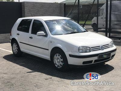 Picture of Volkswagen Golf 1.6 Manual 2005