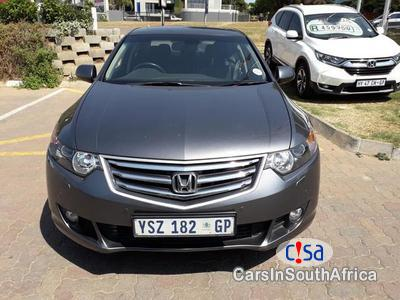Honda Accord 2.4 Automatic 2009