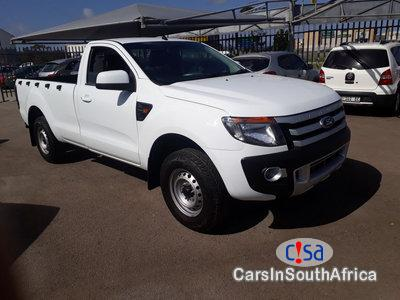 Picture of Ford Ranger 2.5 Manual 2012