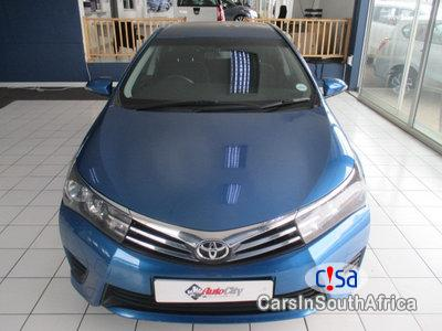 Picture of Toyota Corolla 1.4 Manual 2015