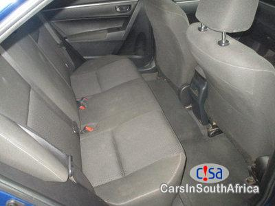 Toyota Corolla 1.4 Manual 2015 in South Africa