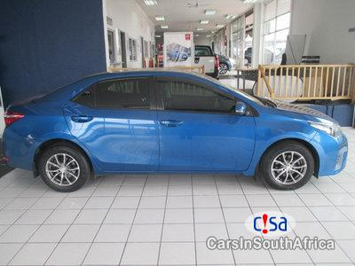 Picture of Toyota Corolla 1.4 Manual 2015 in Eastern Cape