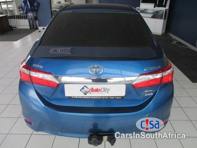 Picture of Toyota Corolla 1.4 Manual 2015 in South Africa