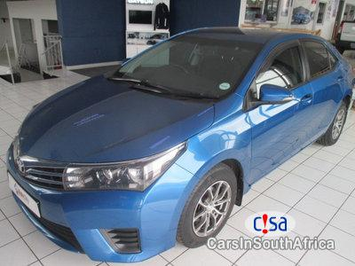 Toyota Corolla 1.4 Manual 2015 in Eastern Cape - image