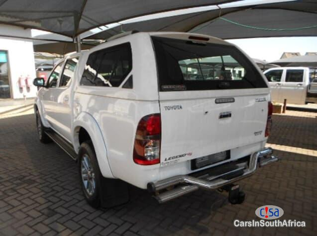 Toyota Hilux Manual 2014 in Northern Cape