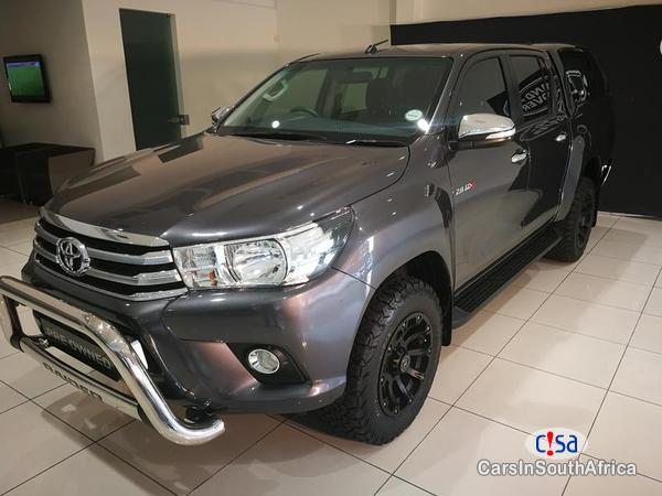 Toyota Hilux 2.8GD6 Diesel Automatic 2016