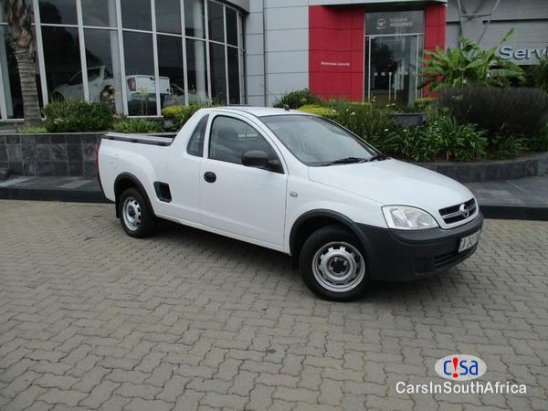 Picture of Opel Corsa Utility 1.8 Manual 2010