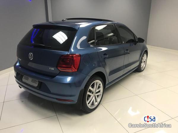 Volkswagen Polo 1.2Tsi Manual 2017