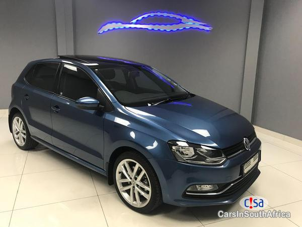 Volkswagen Polo 1.2Tsi Manual 2017 in North West