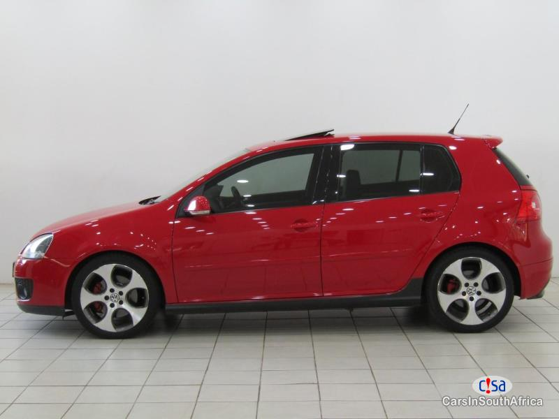 Picture of Volkswagen Golf 2.0 Red GTI Manual 2009