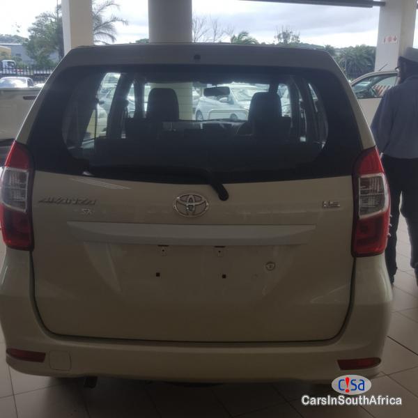 Toyota Avanza 1.5 Manual 2015