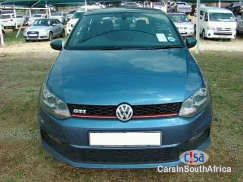 Picture of Volkswagen Polo Manual 2017