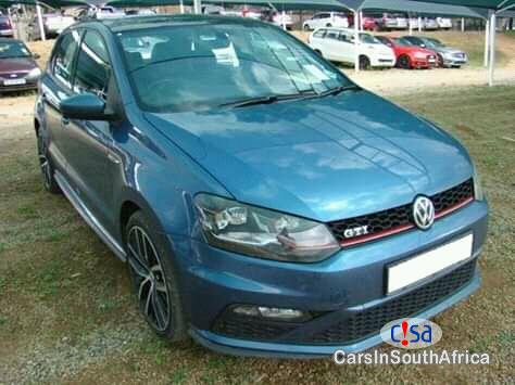 Volkswagen Polo Manual 2017 in South Africa