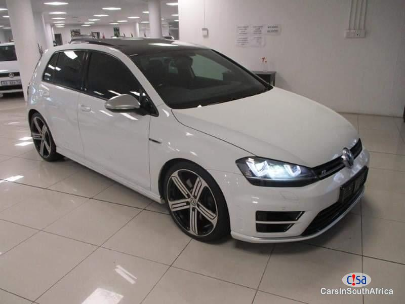 Picture of Volkswagen Golf 7R 2.0 Auto Automatic 2018