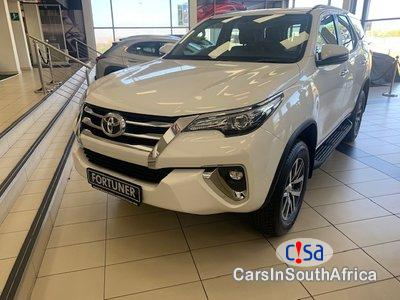 Picture of Toyota Fortuner 2.0 Manual 2018