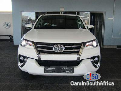 Picture of Toyota Fortuner 2.0 Manual 2017