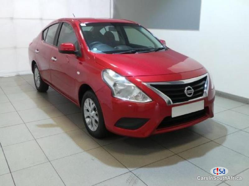 Picture of Nissan Almera 1.5 Manual 2018