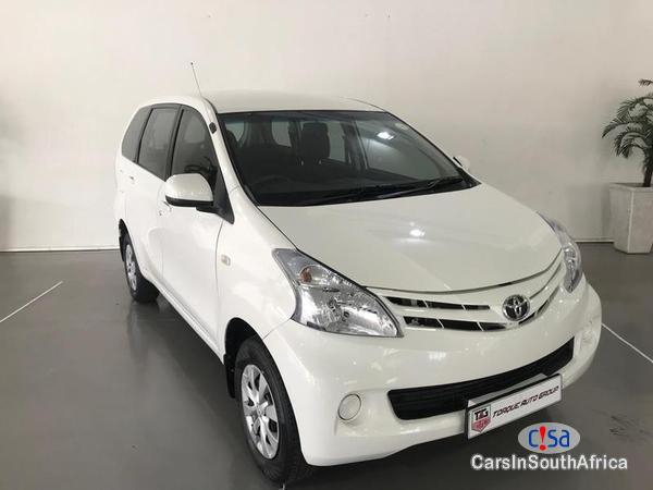 Toyota Avanza Automatic 2014 - image 2