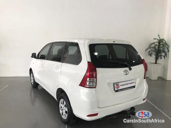 Toyota Avanza Automatic 2014 in Western Cape