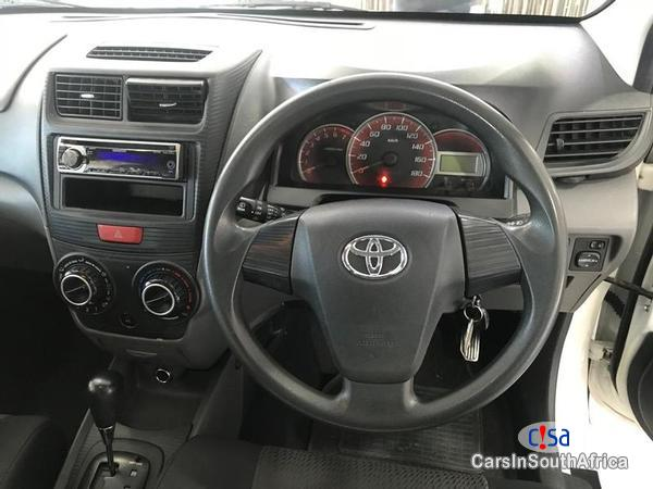 Toyota Avanza Automatic 2014 in South Africa