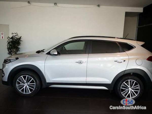 Picture of Hyundai Tucson Automatic 2017