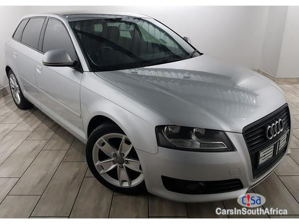 Picture of Audi A3 Manual 2009