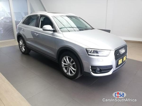 Pictures of Audi Q3 Automatic 2015