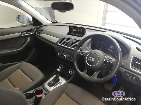 Picture of Audi Q3 Automatic 2015 in South Africa