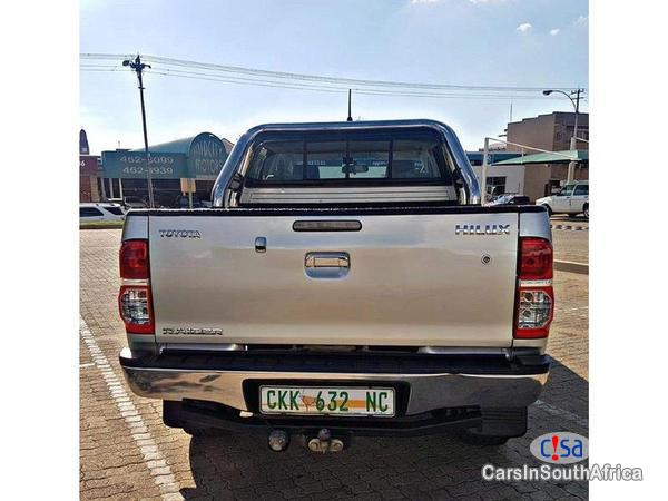 Picture of Toyota Hilux Manual 2014 in South Africa