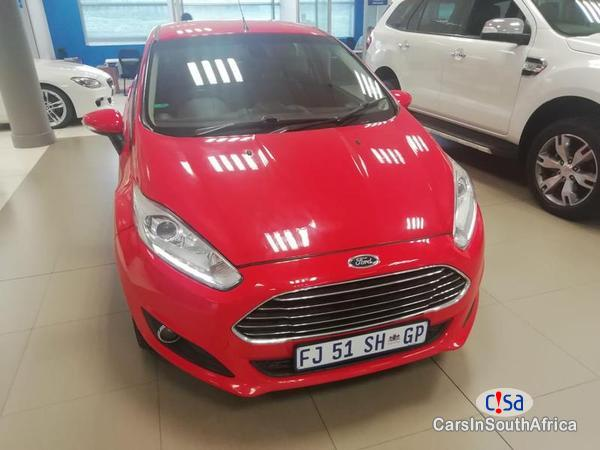 Picture of Ford Fiesta Automatic 2016