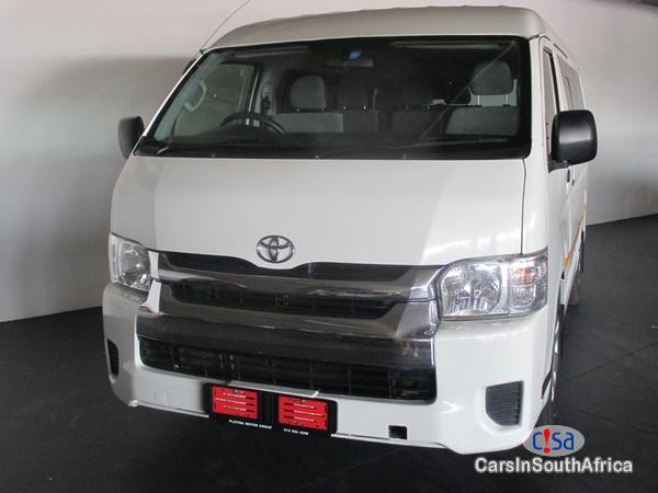 Toyota Quantum Manual 2015 in Mpumalanga