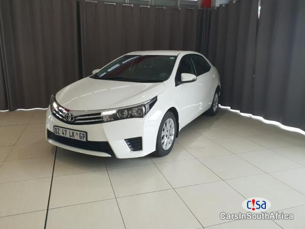 Pictures of Toyota Corolla Automatic 2016