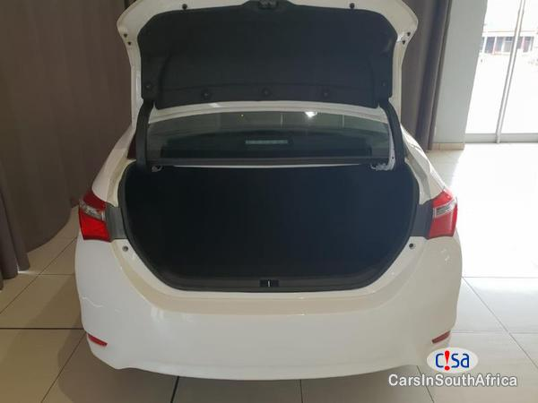 Toyota Corolla Automatic 2016 in South Africa