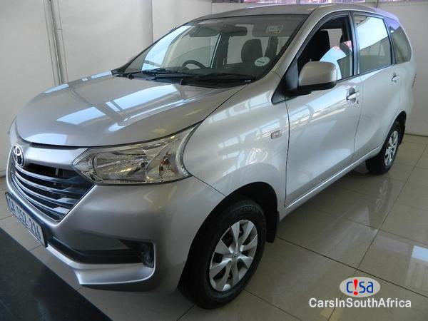 Pictures of Toyota Avanza 1.5xs Manual 2016