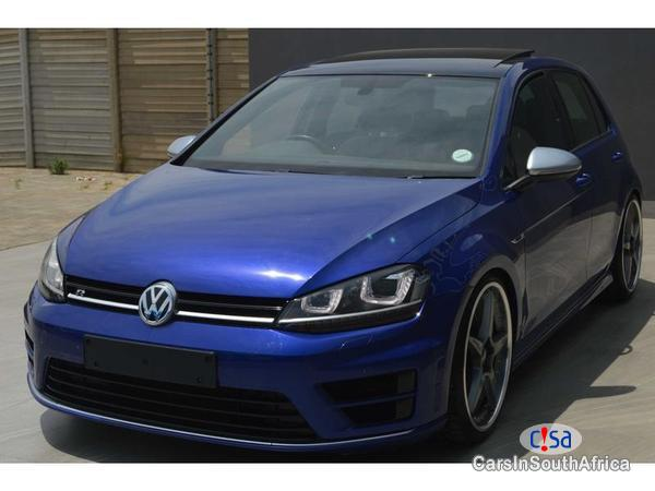 Picture of Volkswagen Golf 7R 2.0 Ltr Automatic 2015