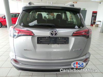 Toyota RAV-4 2.0 Automatic 2016 in South Africa