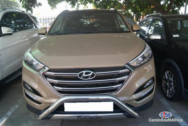 Picture of Hyundai Santa Fe 1.6 Manual 2017