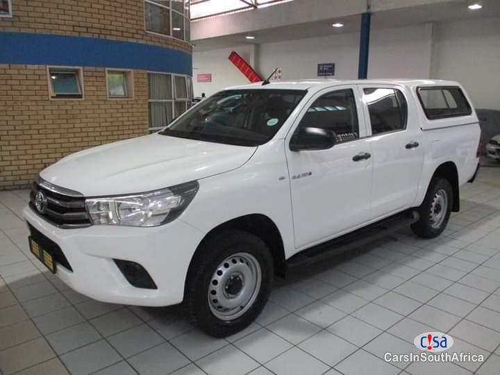 Picture of Toyota Hilux 2.4 Manual 2016