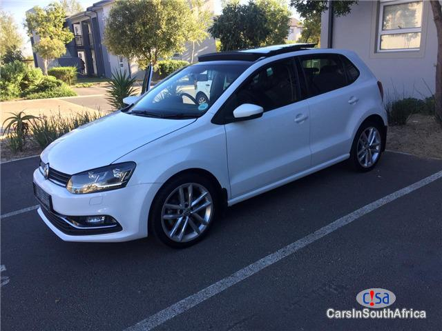 Picture of Volkswagen Polo Sport Manual 2016