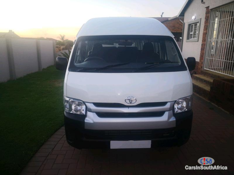 Picture of Toyota Quantum Manual 2015 in North West