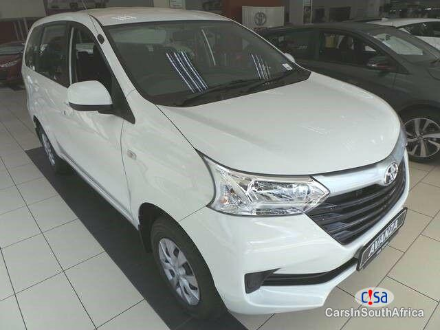 Pictures of Toyota Avanza 1.5 Manual 2016