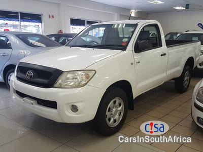 Picture of Toyota Hilux 2.5D Manual 2010