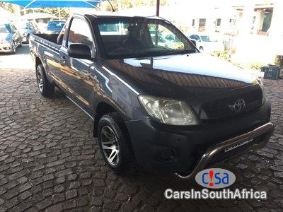 Picture of Toyota Hilux 2.5 D-4D P/S/c Manual 2010
