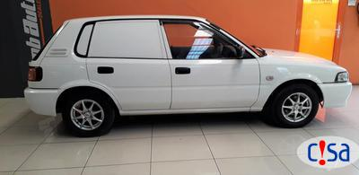 Picture of Toyota Tazz 1.4 Manual 2006