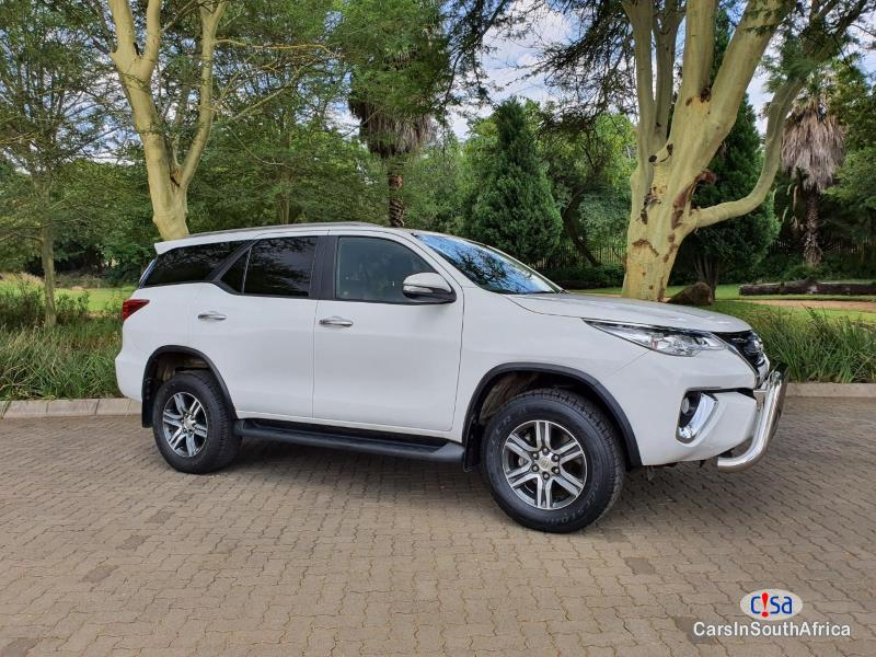 Picture of Toyota Fortuner 2.4 Manual 2019