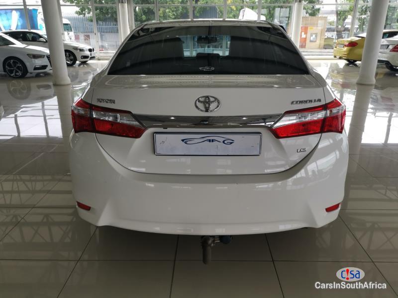 Toyota Corolla 1.8 Manual 2017 in KwaZulu Natal