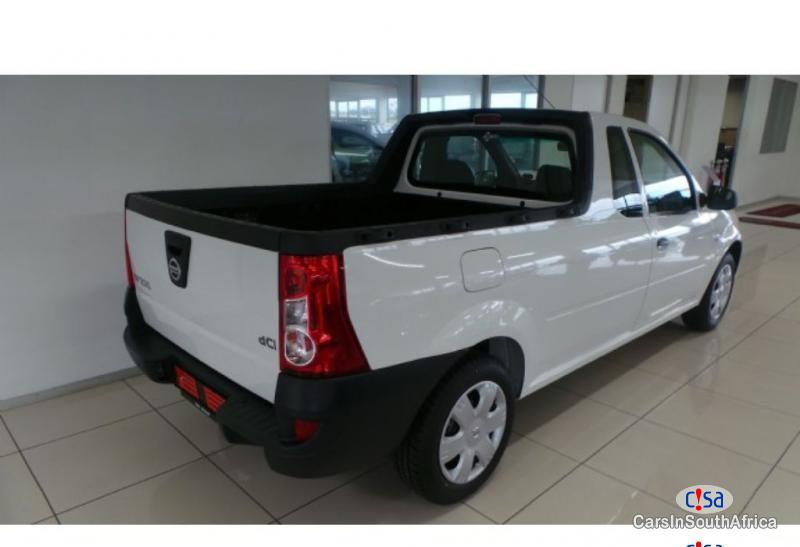 Picture of Nissan NP200 Manual 2015
