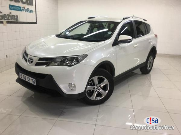 Pictures of Toyota RAV-4 Automatic 2016
