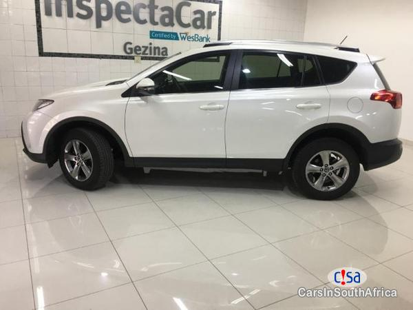 Toyota RAV-4 Automatic 2016