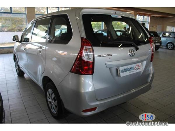 Picture of Toyota Avanza Manual 2016 in South Africa